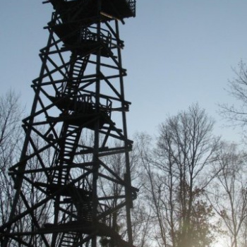 Skatu tornis Egļu kalnā