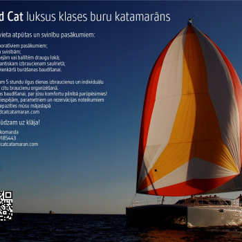 WILD CAT katamarāns