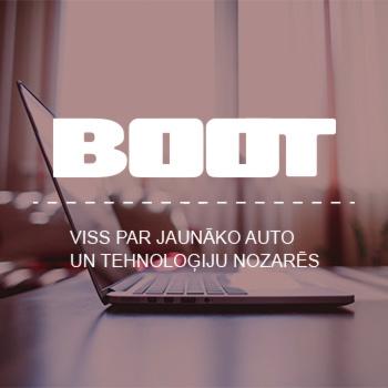 BOOT.Lv - būtiskākie tehnoloģiju jaunumi